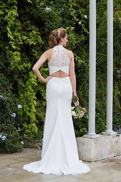 solitaire bridal collection